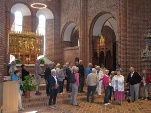 Løgum kloster kirke
